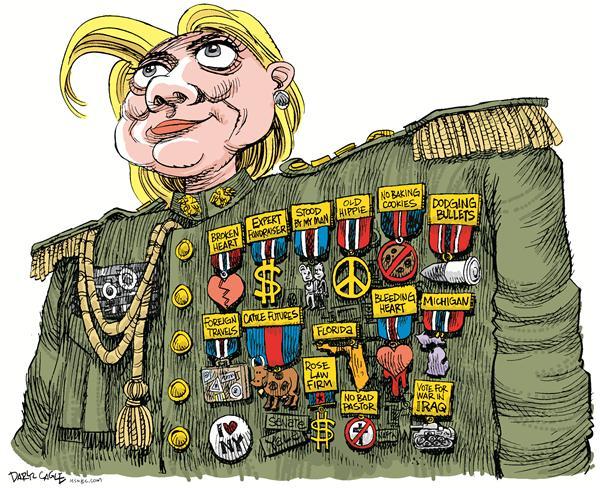 49483 600 Look at My Medals! cartoons