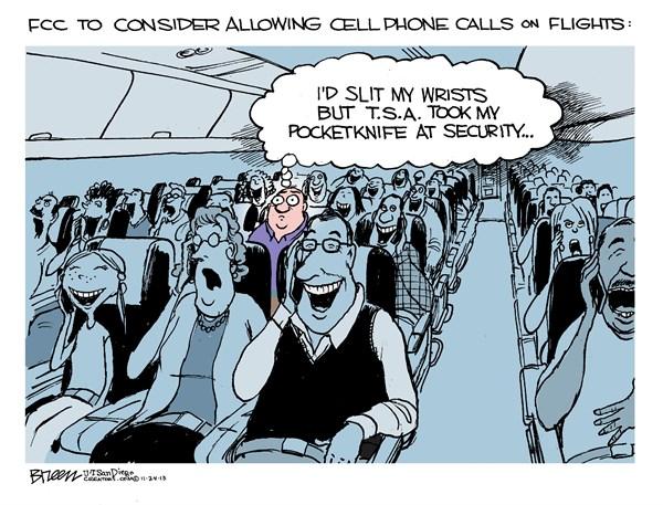 140708 600 Calls on Flights cartoons