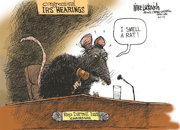 132918 600 IRS Hearings cartoons