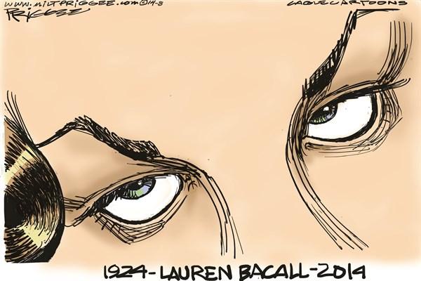 152380 600 Lauren Bacall  RIP cartoons
