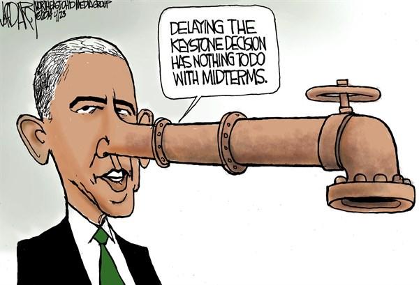 Keystone Pipeline Delay