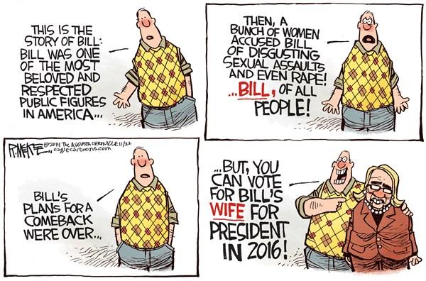 156577 600 Story of Bill cartoons
