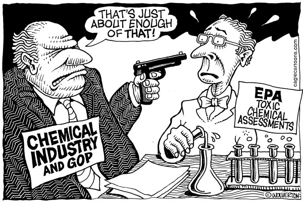 Image result for chemical industry cartoon