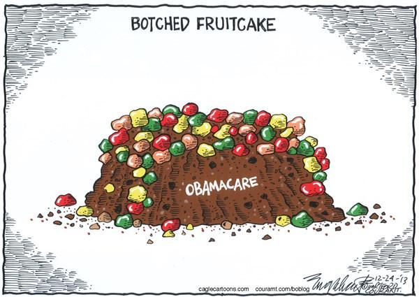 142197 600 Obamacare Fruitcake cartoons