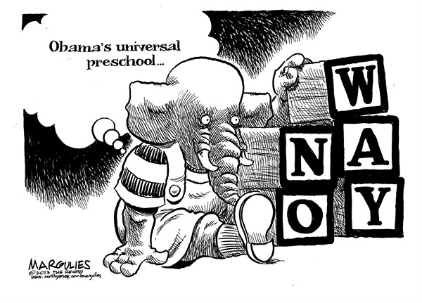 PoliticalCartoons.com Cartoon