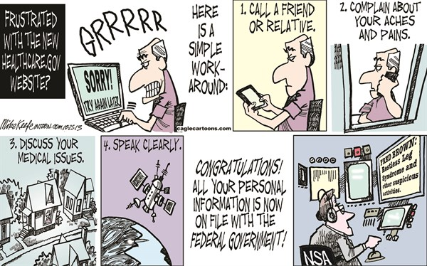 139231 600 Obamacare Rollout cartoons