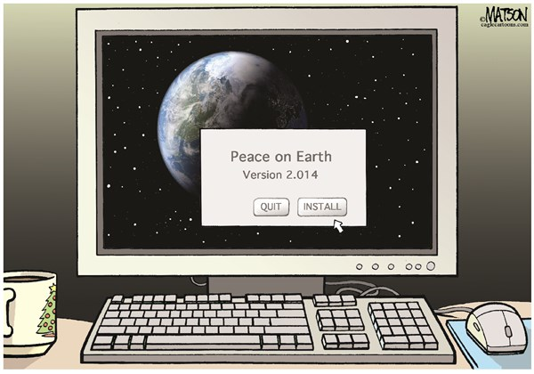 157893 600 Peace On Earth   Quit   Install cartoons