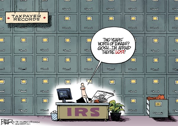 149872 600 IRS Lost Emails cartoons