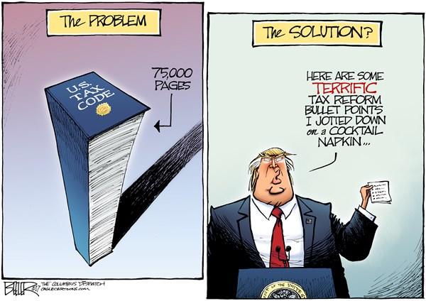Image result for branco cartoons tax reform