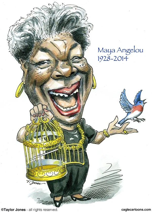 149051 600 Maya Angelou cartoons