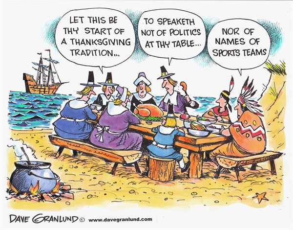 140192 600 Thanksgiving table etiquette cartoons