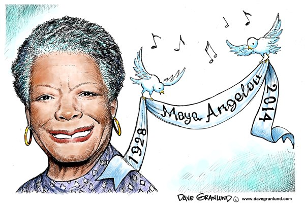 149099 600 Maya Angelou tribute cartoons