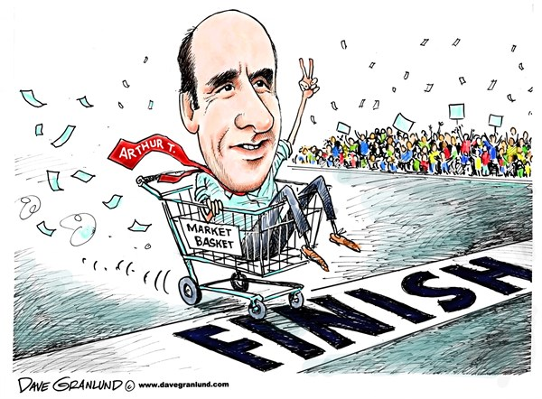 152937 600 Market Basket finish line cartoons