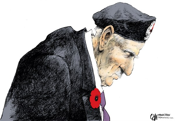 Remembrance © Cardow,The Ottawa Citizen,remembrance, memorial, veterans, day, veterans day 2012
