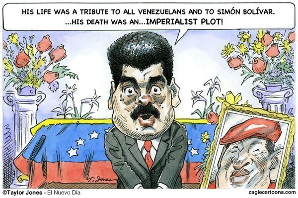 Image result for maduro cartoons