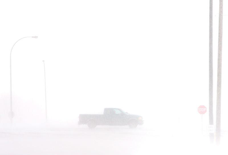 Parts of Manitoba, Saskatchewan hit by blizzard, travel
