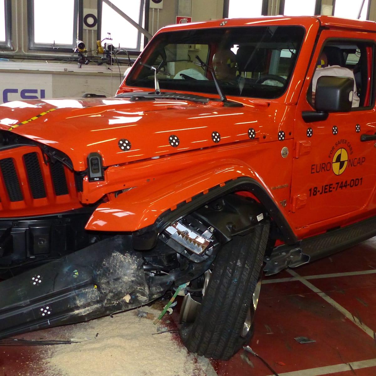 hight resolution of 2019 jeep wrangler handed devastating 1 star euro ncap result