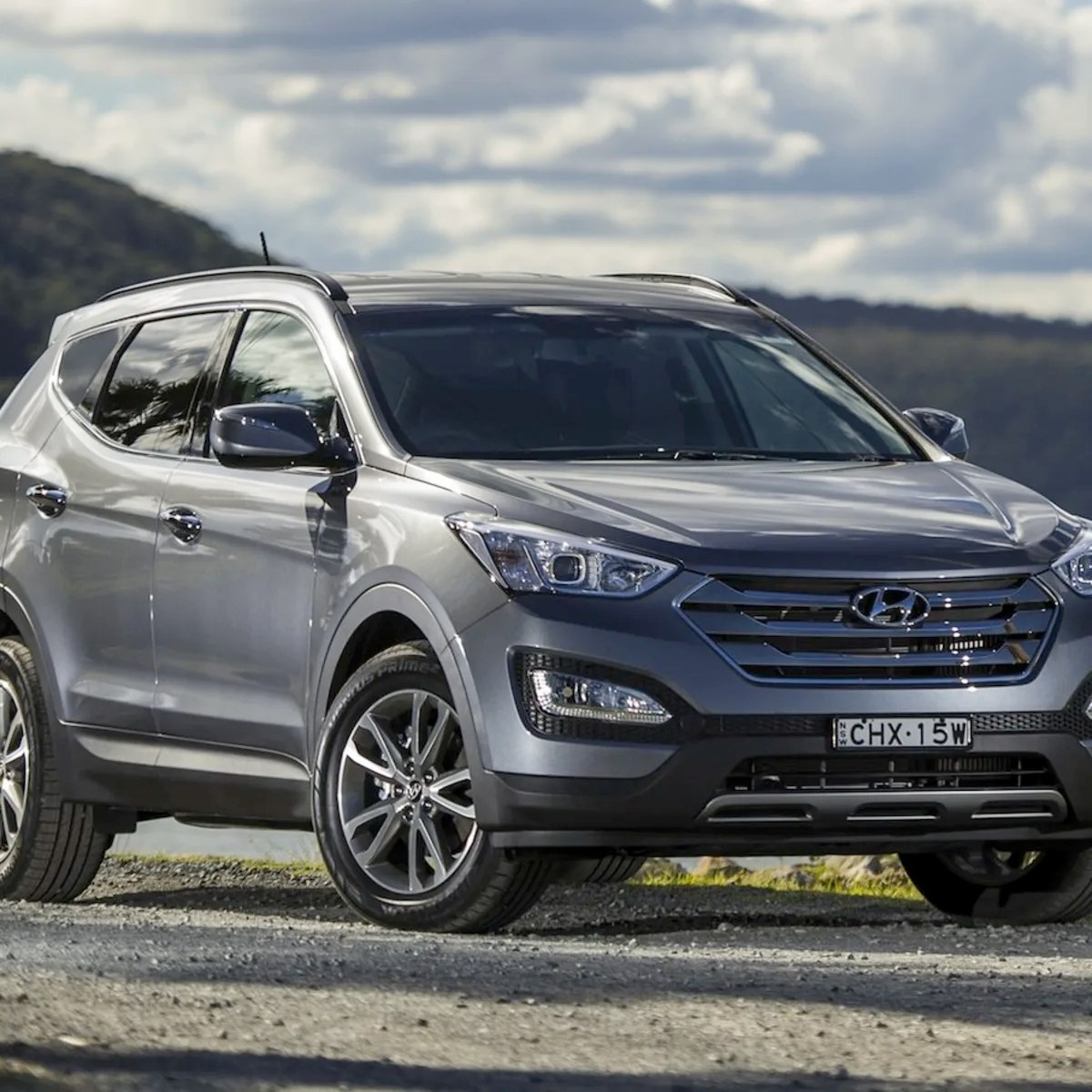hight resolution of hyundai santa fe heavy duty towing kit boosts down ball rate to 150kg