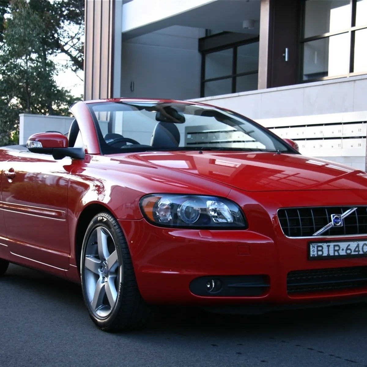 hight resolution of volvo c70 review road test