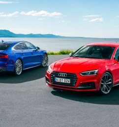 2017 audi a5 sportback s5 sportback pricing and specs new range brings faster hero model caradvice [ 1200 x 1200 Pixel ]