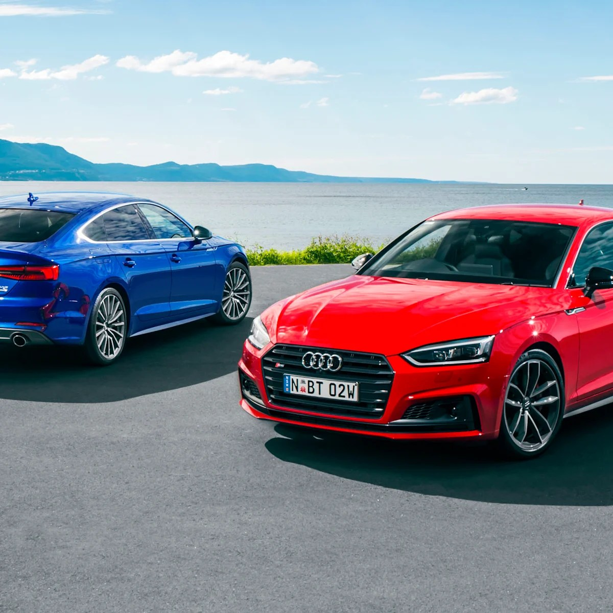 hight resolution of 2017 audi a5 sportback s5 sportback pricing and specs new range brings faster hero model caradvice