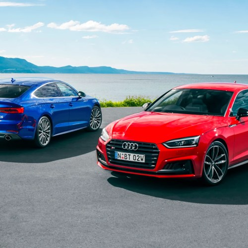 small resolution of 2017 audi a5 sportback s5 sportback pricing and specs new range brings faster hero model caradvice