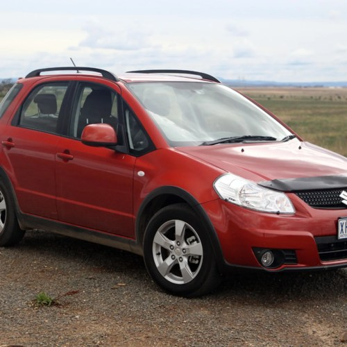 small resolution of suzuki sx4 review road test
