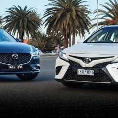 Brand New Camry 2018 Price Harga All Kijang Innova 2016 Mazda 6 Gt V Toyota Sl V6 Comparison