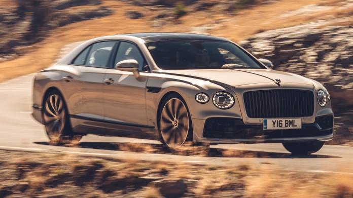 2020 Bentley Flying Spur Blackline Specification Unveiled Caradvice