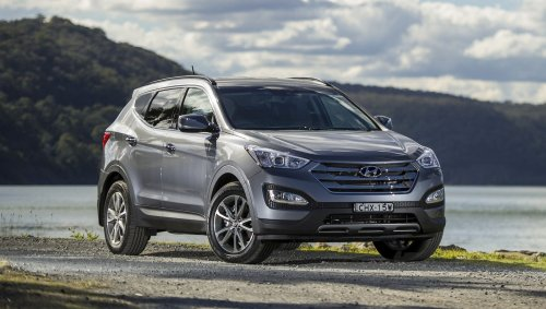 small resolution of hyundai santa fe heavy duty towing kit boosts down ball rate to 150kg