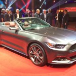 Ford Mustang Convertible Unveiled In Australia Caradvice