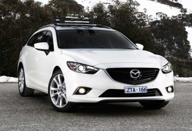 mazda 6  second electrical recall in a year  caradvice