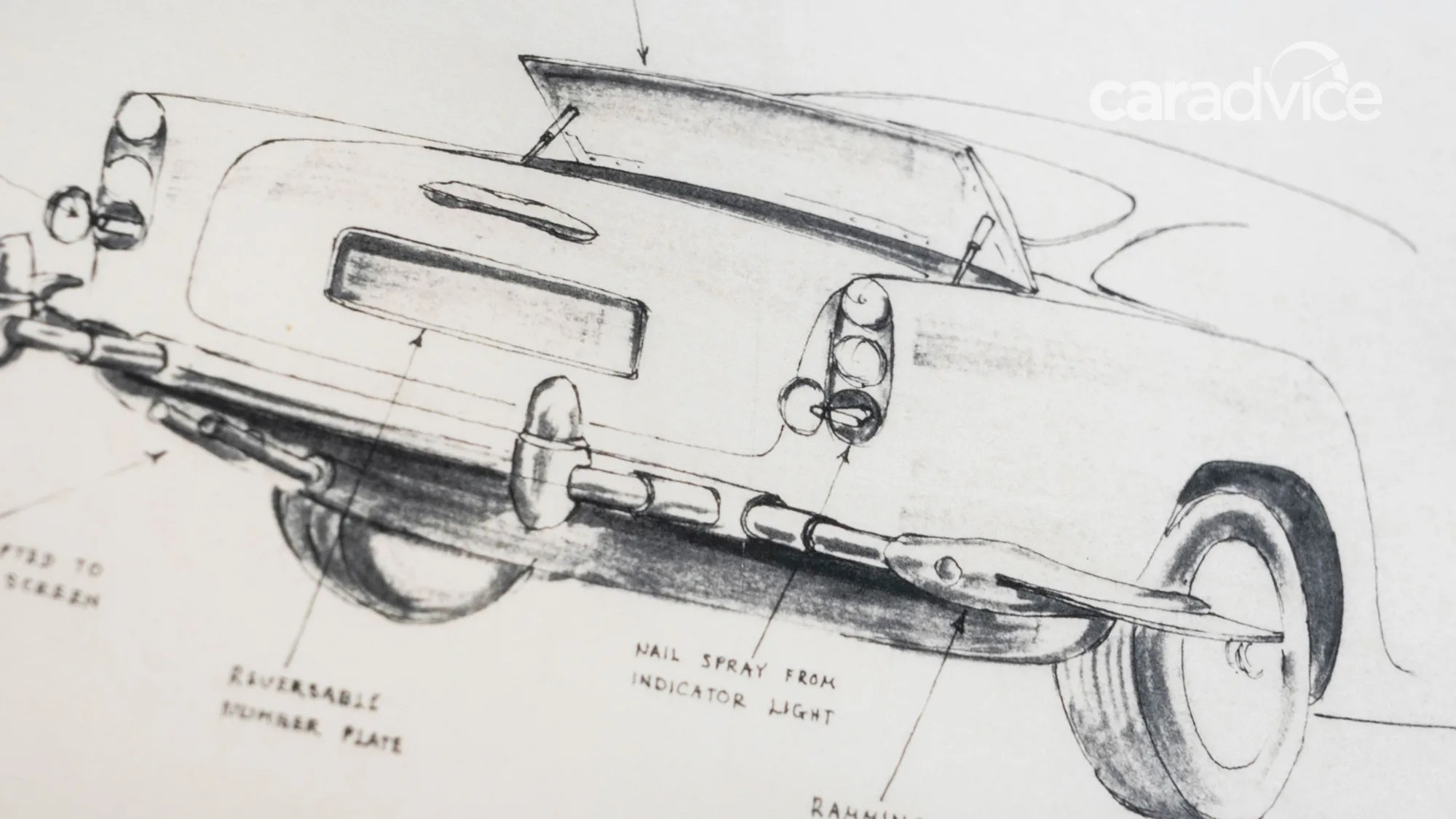 How the Aston Martin DB5 Goldfinger Continuation came to