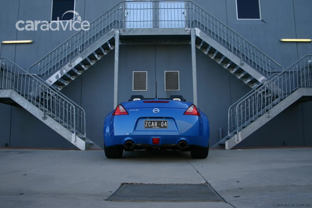 Nissan 370z Roadster Review Amp Road Test Caradvice