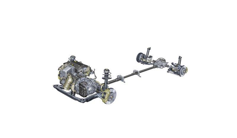 Opel Insignia Country Tourer: Με σύστημα τετρακίνησης