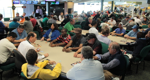 Chino Rheem Leads Card Player Poker Tour Palm Beach Kennel