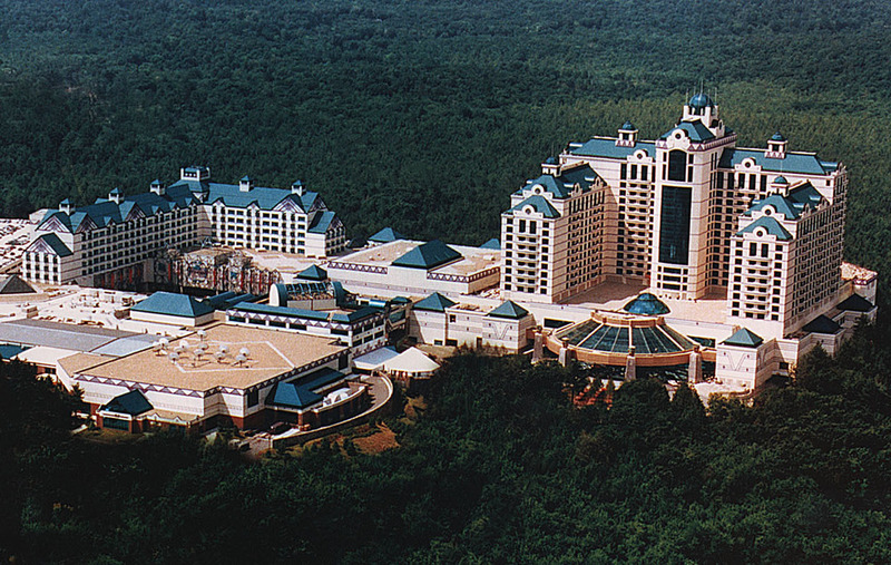 Tribes Pick Location For Third Connecticut Casino