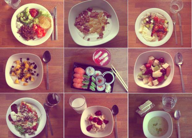 mat för ibs mage