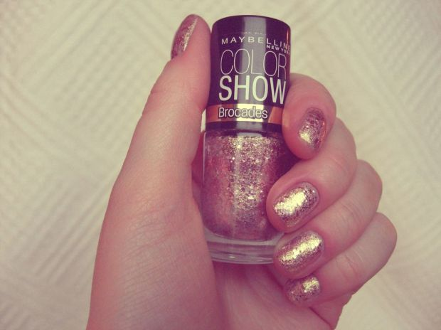 Maybelline Color Show Brocade nagellack nail polish
