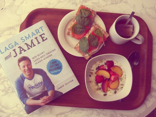 söndagsfrukost laga smart med jamie oliver