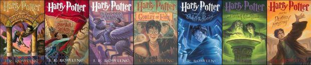 harry potter böckerna