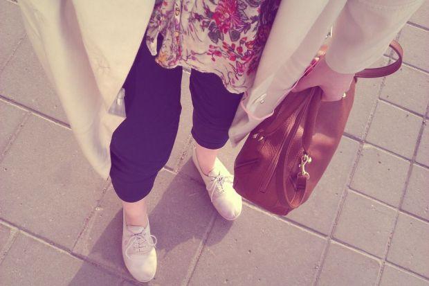 outfit en vårdag
