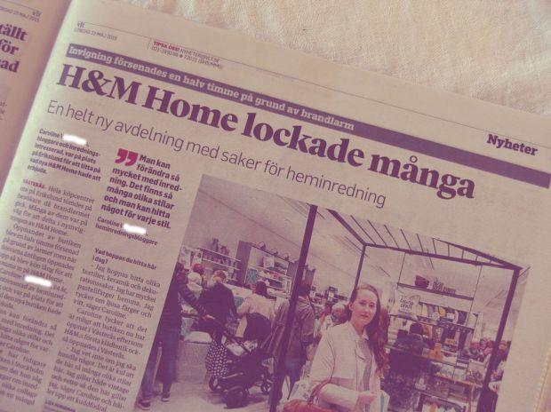västmanlands läns tidning h&m home västerås