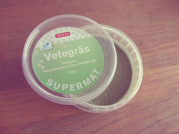 Friggs Supermat - Vetegräs