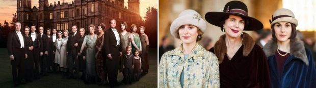 downton abbey säsong 6