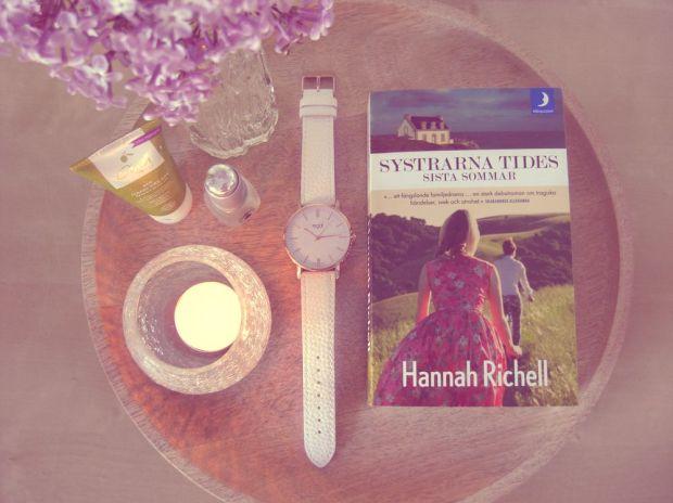 Systrarna Tides sista sommar av Hannah Richell
