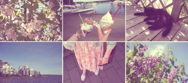 vad sommaren betyder för mig