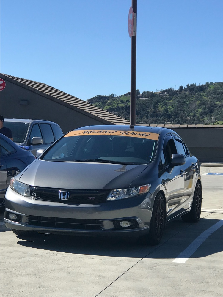 2012 Honda Civic Grill : honda, civic, grill, Jr_correa, Carponents