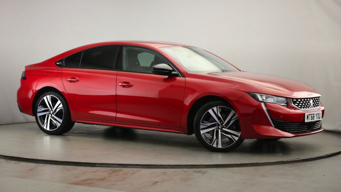 Cheap Used Red Peugeot 508 I Cars For Sale In Uk Page 2 Of 2 Loot