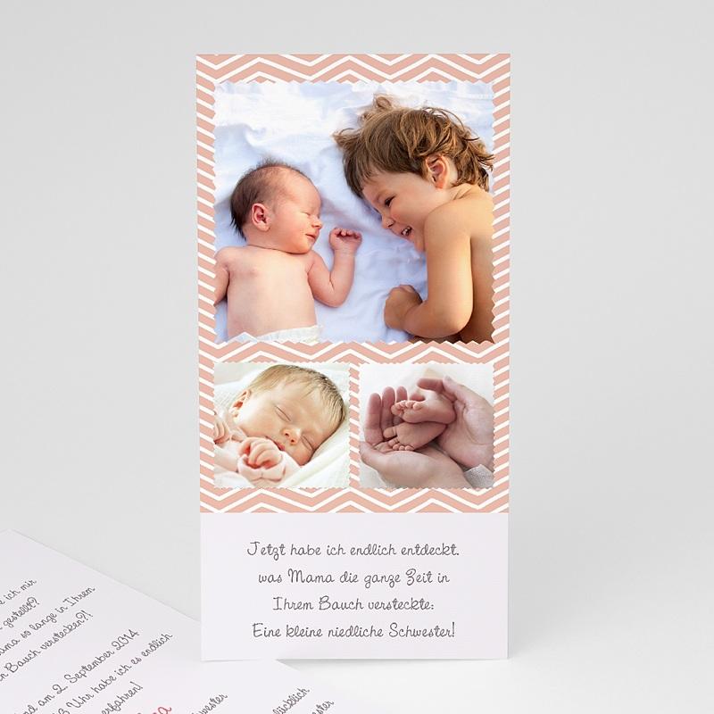 Geburtskarten selbst gestalten  Grosser Bruder  Cartelandde